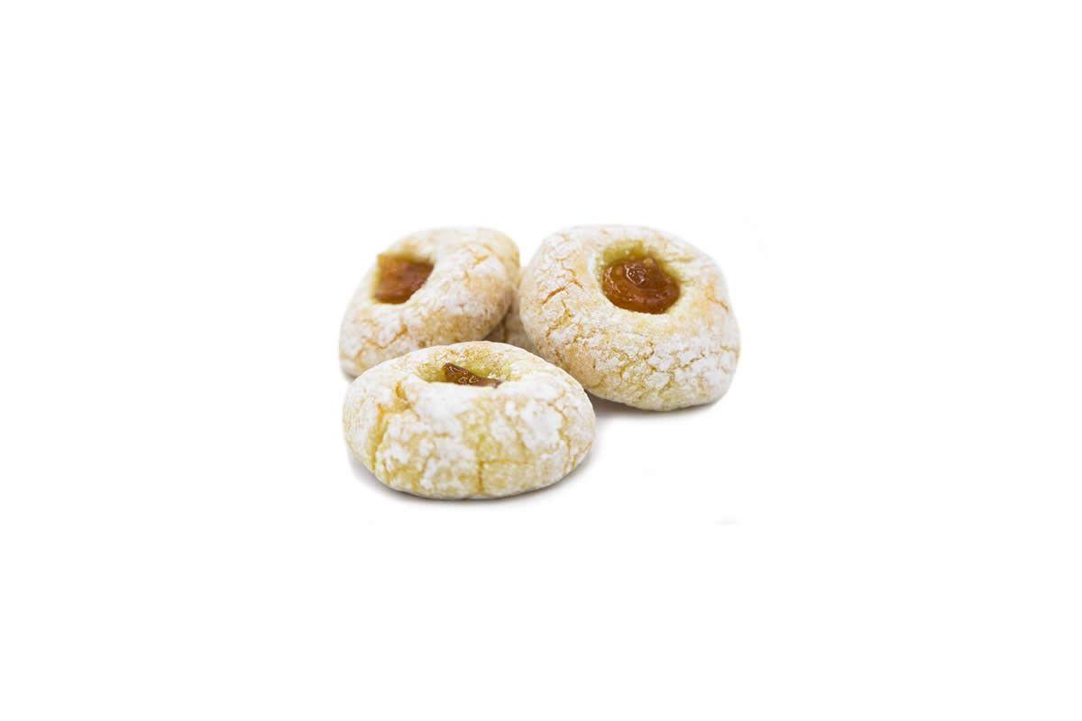 nuvoletta di arancia e albicocca pasticceria angelo inglima vendita online dolci siciliani