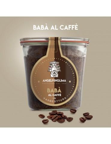 babà al caffè in vasocottura pasticceria angelo inglima dolci siciliani acquista online