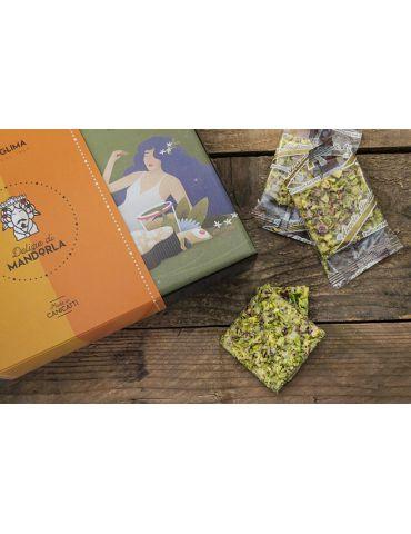 croccante di pistacchio pasticceria siciliana angelo inglima vendita online dolci siciliani confezioni regalo